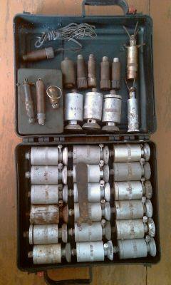Немецкие минные взрыватели. DZ, ANZ, и другие...