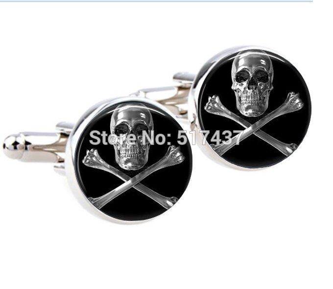 3-Pairs-Chrome-Skull-and-font-b-Bones-b-font-Cuff-Links-kull-cufflinks-for-mens.jpg