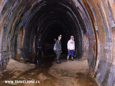тоннель Северный полюс (Nord pol.jpg