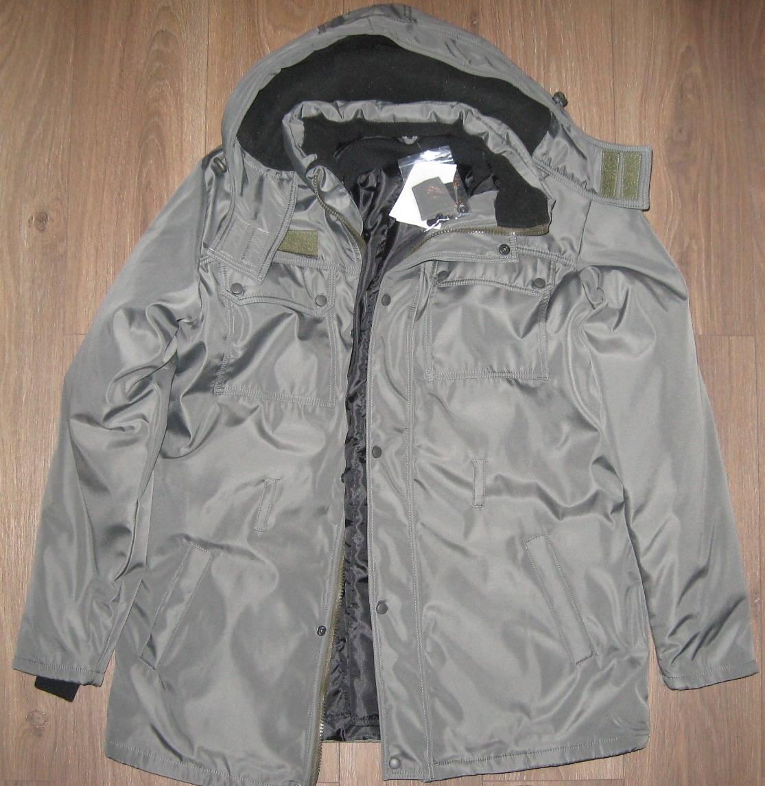 Куртка зимняя (для пониженных температур) - НОВАЯ.