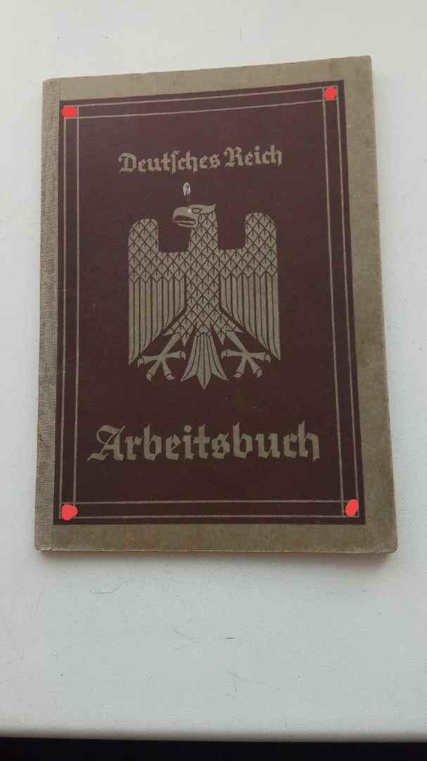 Рейх.рабочая книжка