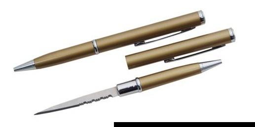 Шариковая ручка нож своими руками