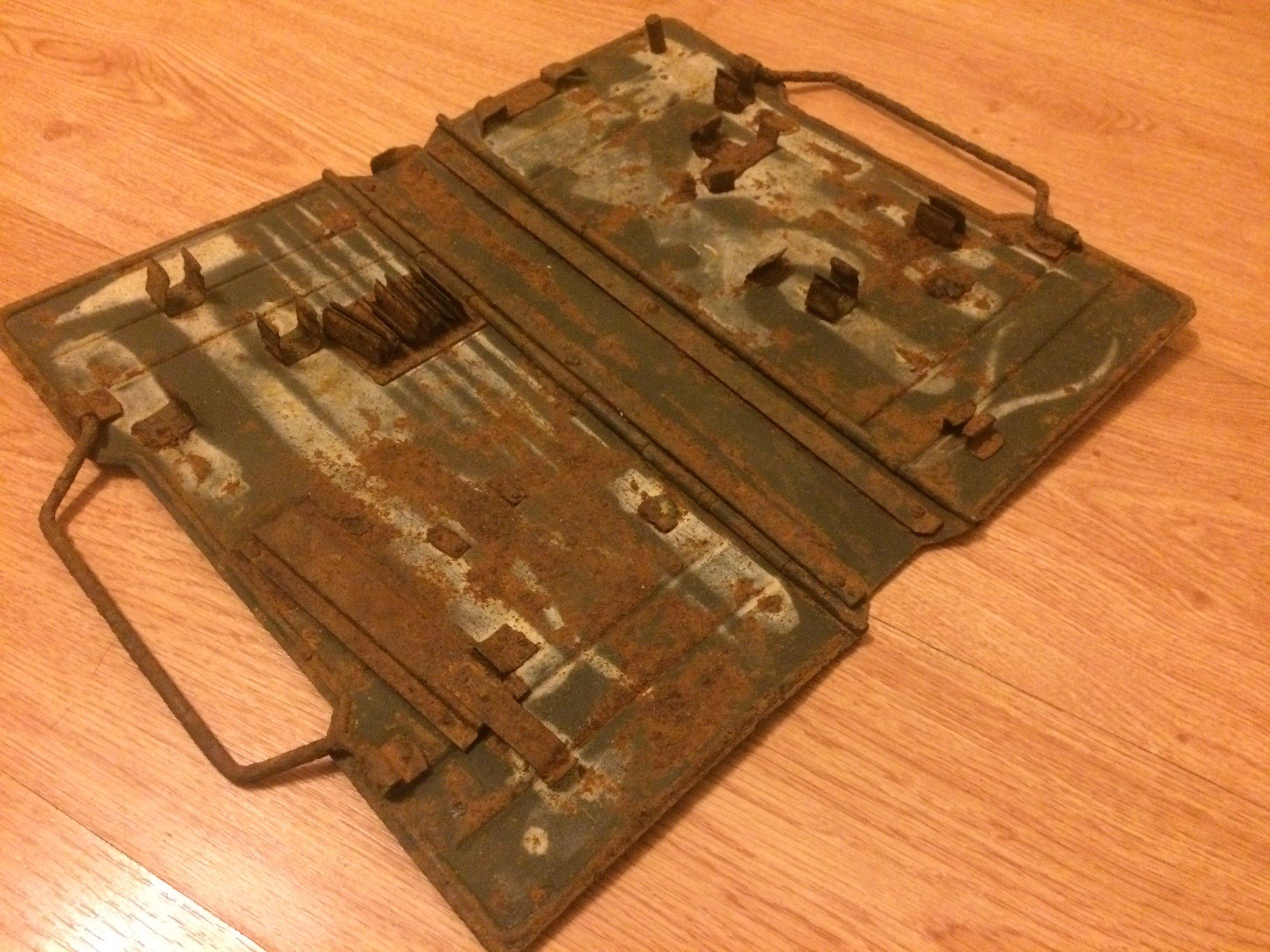 Вкладыш от ящика для инструментов к MG34