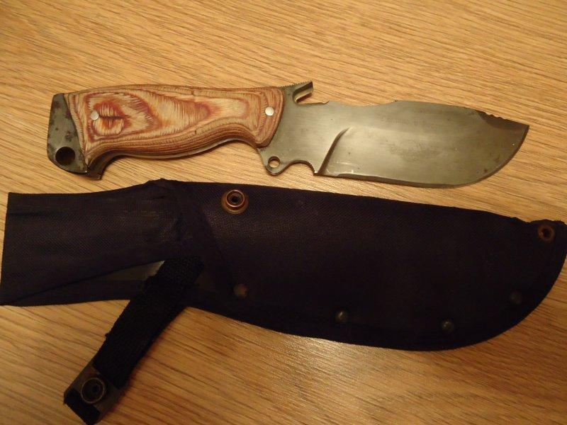 Нож Медведь - 1