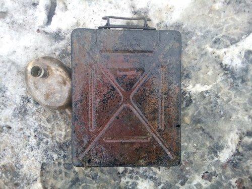 Ящик минометный вермахт