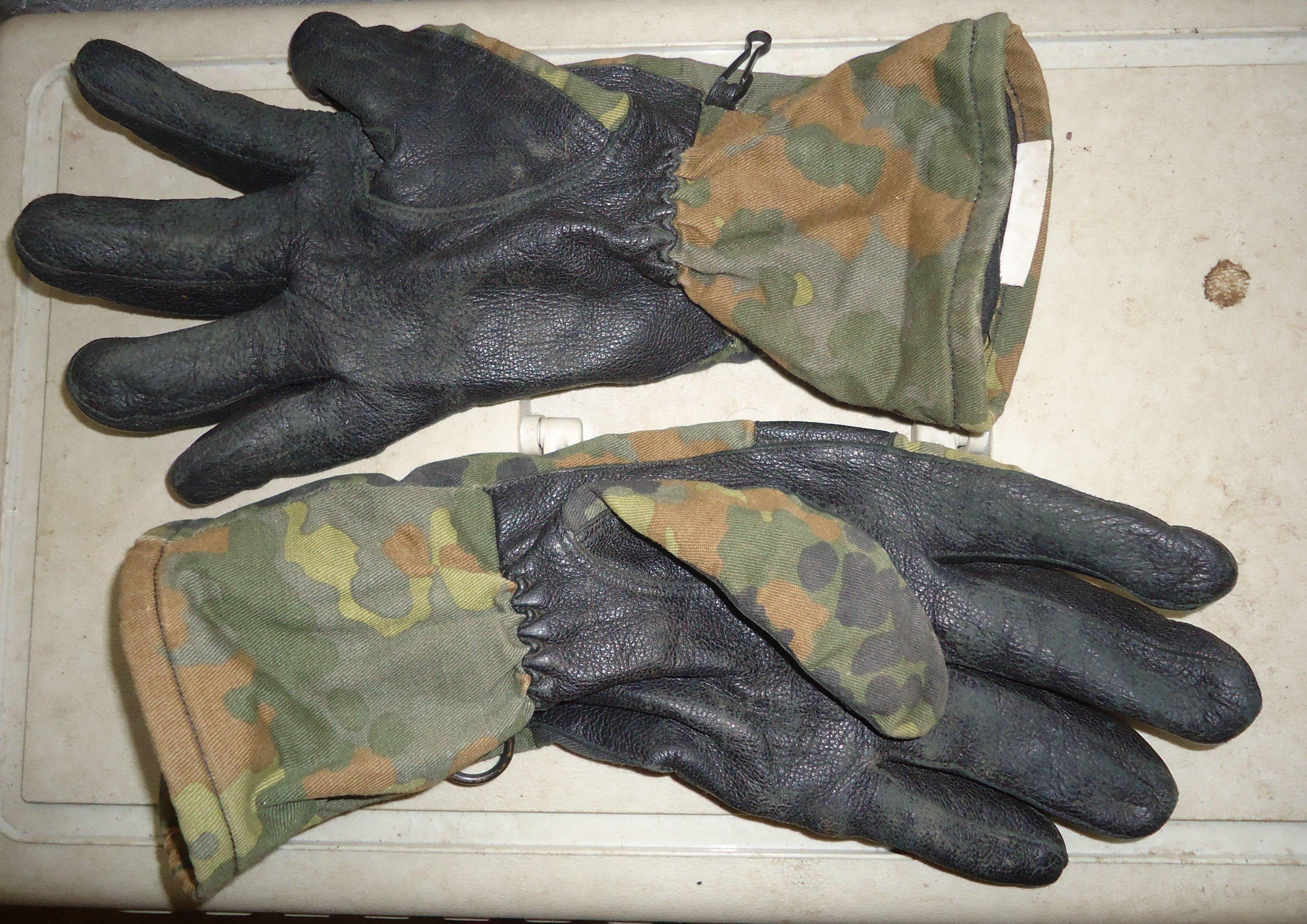 перчатки бундес
