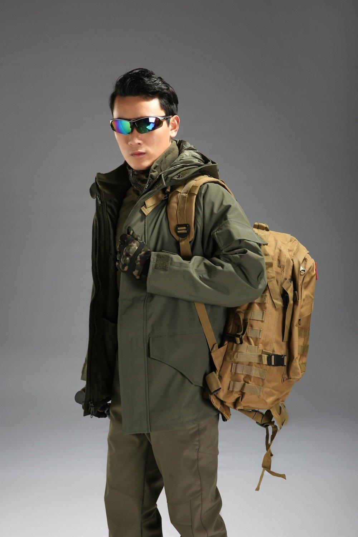 Зимняя тактическая куртка